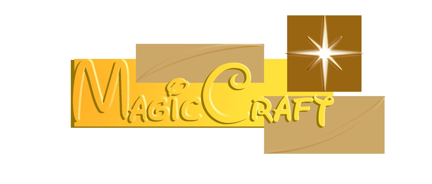 Logo de MagicCraft sur Disneyland Paris Minecraft